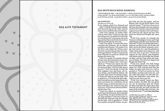 Inhalt Und Aufbau Der Bibel