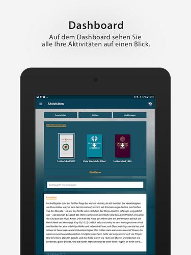 Bibelleseplan App