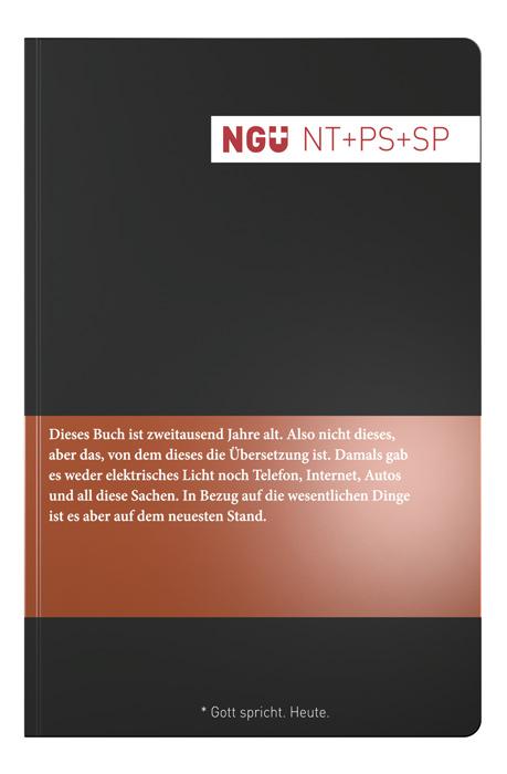 Neue Genfer Übersetzung Paperback-Edition