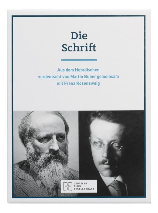 Buber-Rosenzweig: Die Schrift