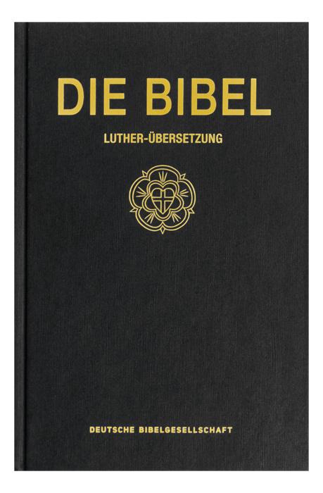 Die Bibel Standardausgabe, mit Apokryphen