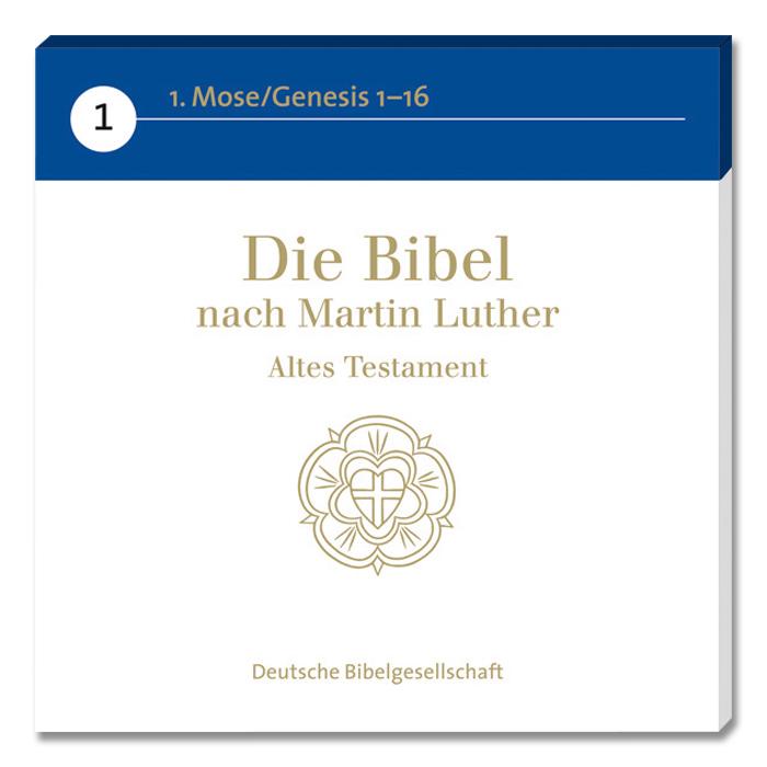 Die Große HörBibel - CD