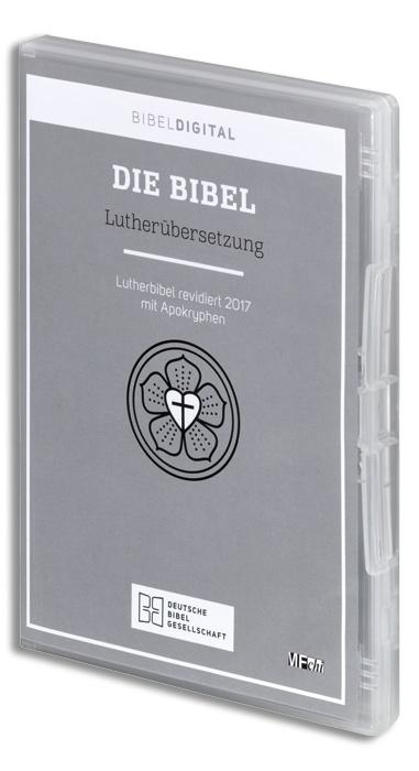 BIBELDIGITAL Die Lutherbibel 2017