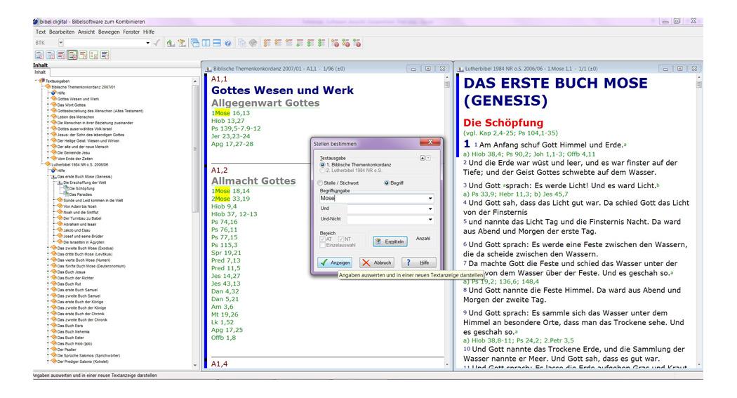 BIBELDIGITAL Der Bibel-Themen-Browser