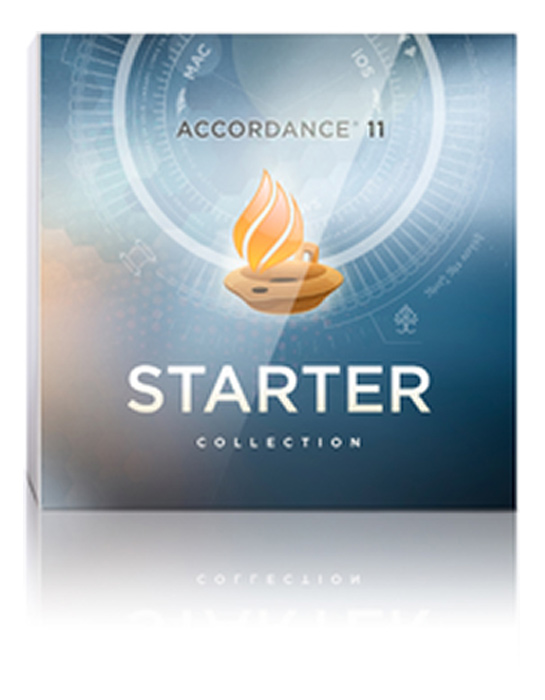 Accordance 11 Starter Collection