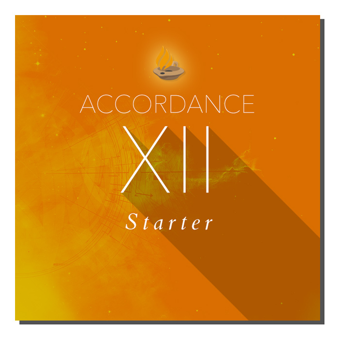 Accordance 12 Starter Collection