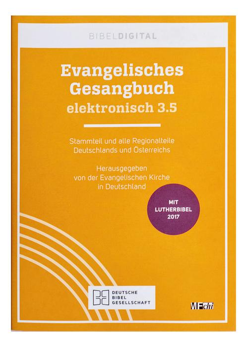 BIBELDIGITAL Evangelisches Gesangbuch elektronisch  3.5