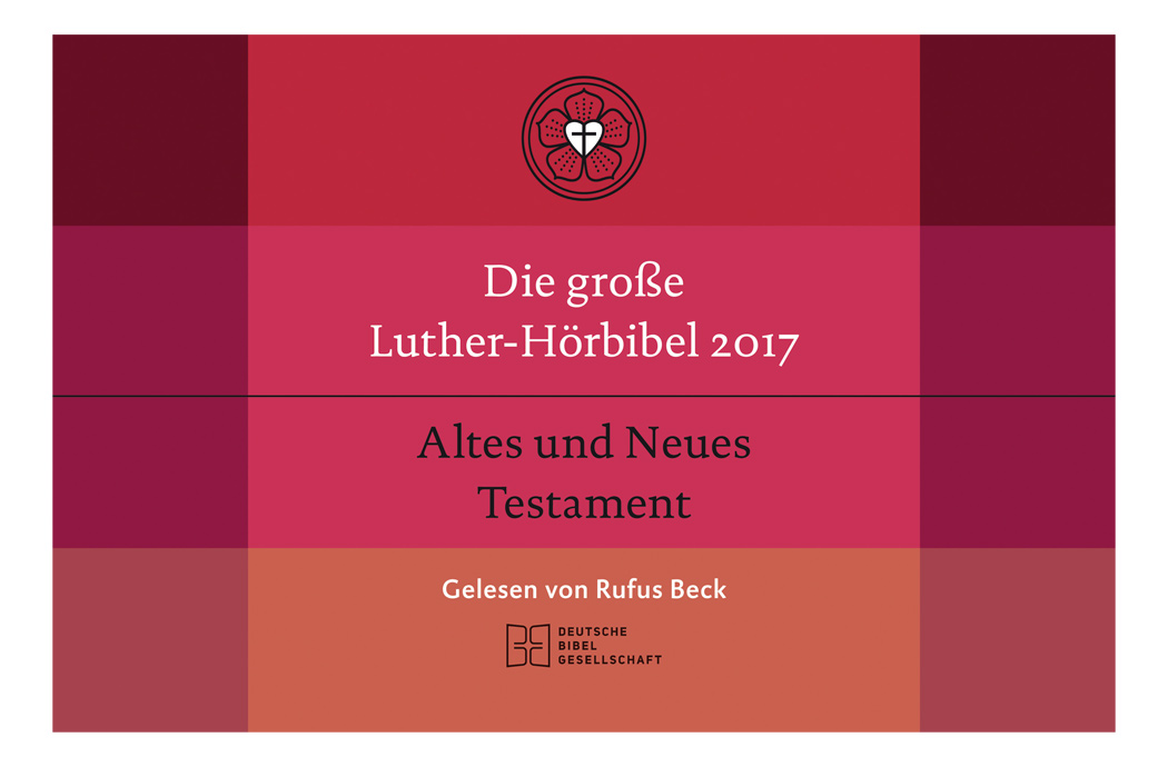 Die grosse Luther-Hörbibel 2017 (Audio-CD)