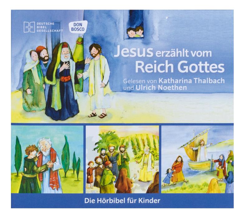 Jesus erzählt vom Reich Gottes