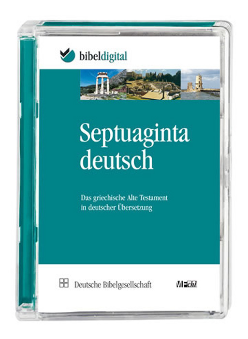 BIBELDIGITAL Septuaginta deutsch