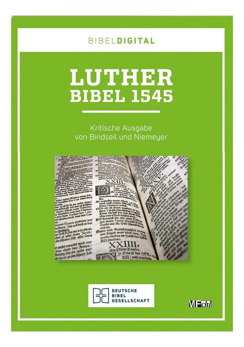 BIBELDIGITAL Lutherbibel 1545