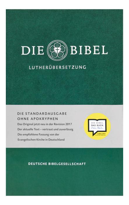 Lutherbibel revidiert 2017 - Die Standardausgabe