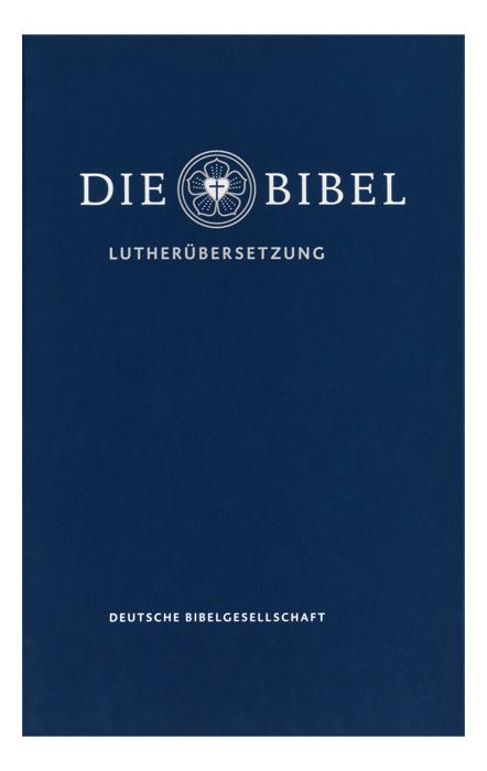 Lutherbibel revidiert 2017 - Die Gemeindebibel