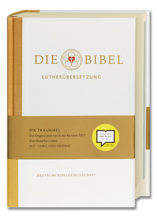 Lutherbibel revidiert 2017 - Die Traubibel