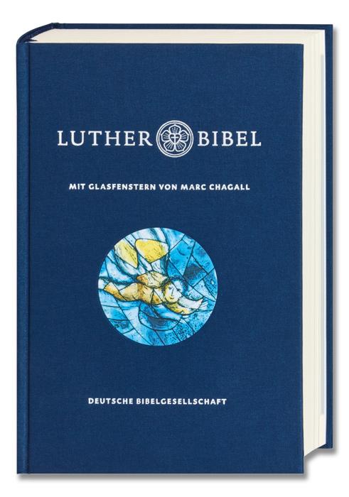 Lutherbibel Mit Glasfenstern Von Marc Chagall Lutherbibel