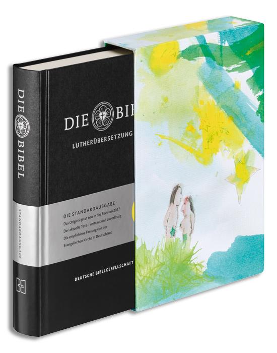 Lutherbibel revidiert 2017 - Edition von Janosch