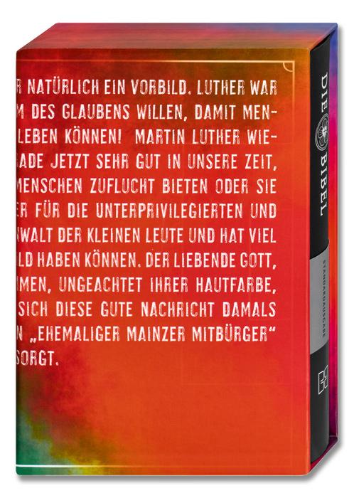 Lutherbibel revidiert 2017 - Edition von Jürgen Klopp