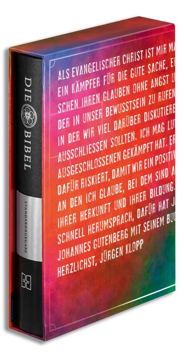 Lutherbibel revidiert 2017 - Edition von Jürgen Klopp | Prominente ...