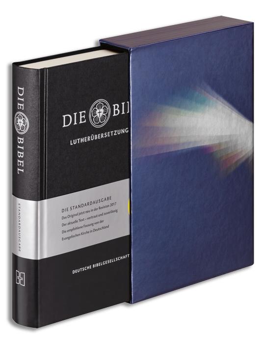 Lutherbibel revidiert 2017 - Edition von Klaus Meine