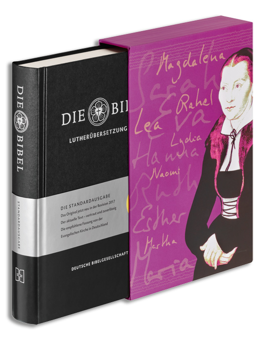Lutherbibel revidiert 2017 - Edition von Margot Käßmann