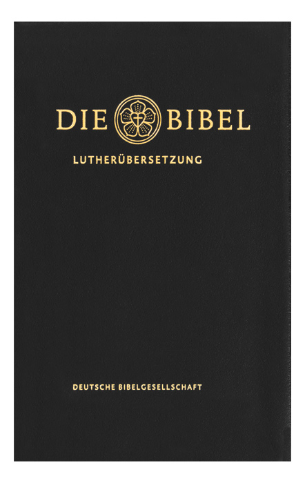 Lutherbibel revidiert 2017 - Die Premiumausgabe in Leder
