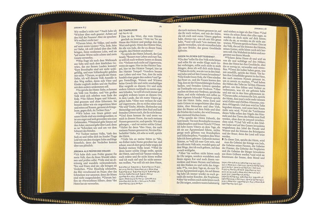Lutherbibel revidiert 2017 - Ausgabe für unterwegs