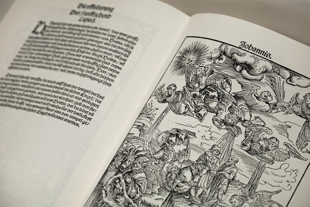 Das Newe Testament Deutzsch. Septembertestament. Faksimile-Ausgabe
