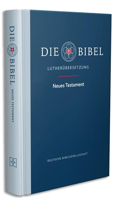 Lutherbibel. Großdruck. Dreibändige Gesamtausgabe