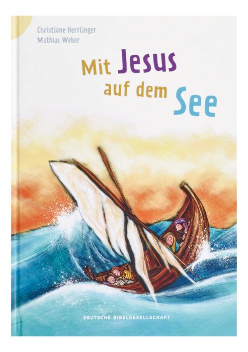 Mit Jesus auf dem See
