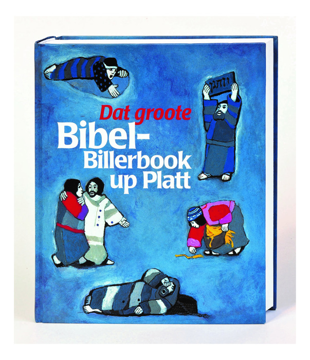 Dat groote Bibel-Billerbook up Platt