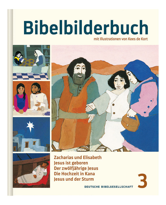 Bibelbilderbuch Band 3