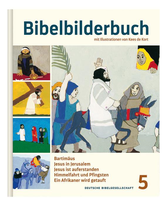 Bibelbilderbuch - Kees de Kort