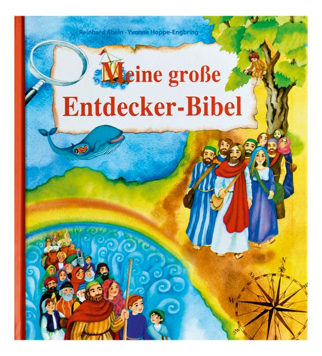 Meine grosse Entdecker-Bibel