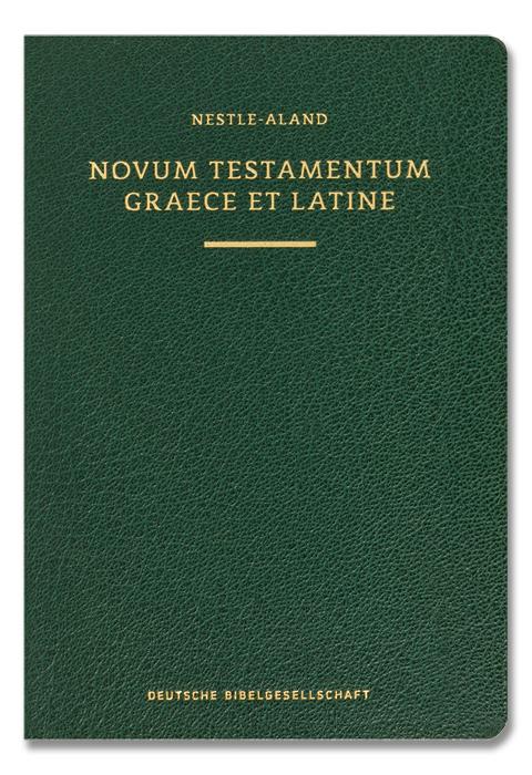 Novum Testamentum Graece et Latine (Nestle-Aland)