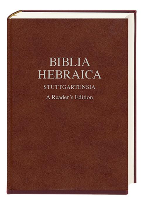 Biblia Hebraica Stuttgartensia (2006, Paperback)