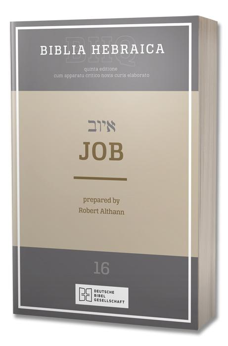 Biblia Hebraica Quinta Hiob