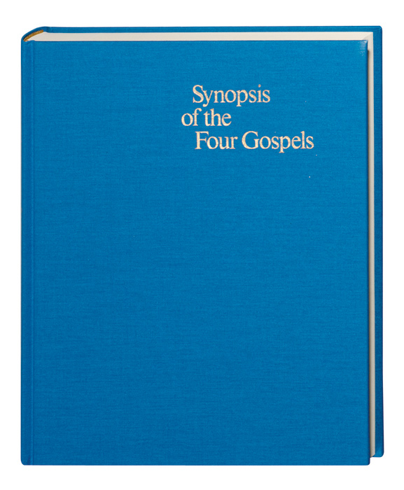 Synopsis of the Four Gospels (Greek and English)