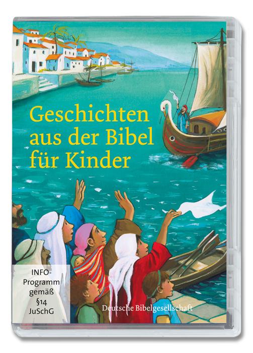 geschichten aus der bibel für kinder  dvds und videos