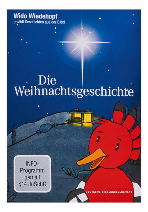 Die Weihnachtsgeschichte (DVD)