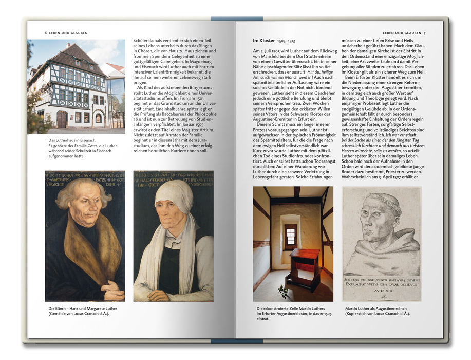 Martin Luther <br />Reformator und Bibelübersetzer