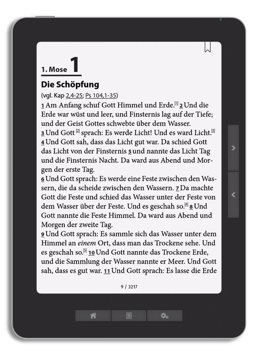 Die Bibel nach Martin Luthers Übersetzung - eBook