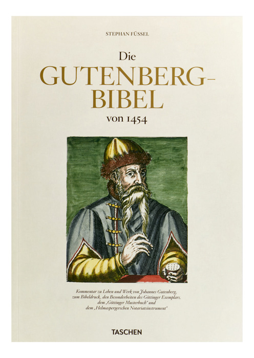 Begleitheft zur Gutenberg-Bibel