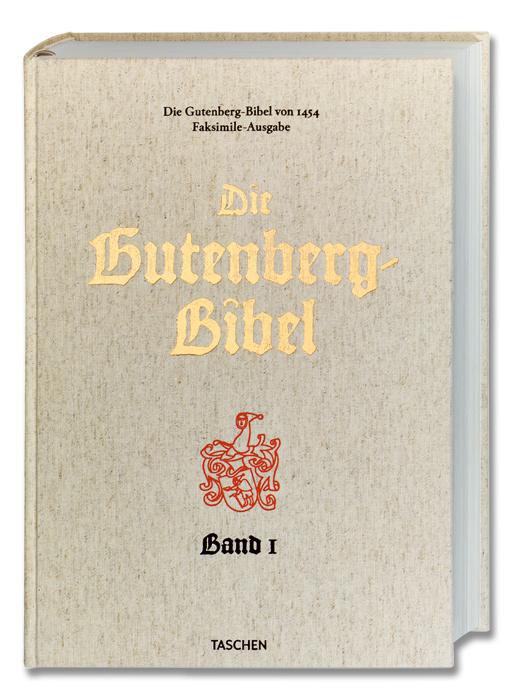 Gutenberg-Bibel Band I