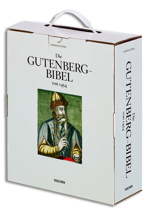 Gutenberg-Bibel von 1454