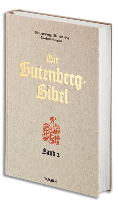 Gutenberg-Bibel Band II