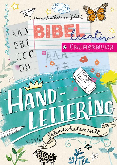 Bibel kreativ Handlettering