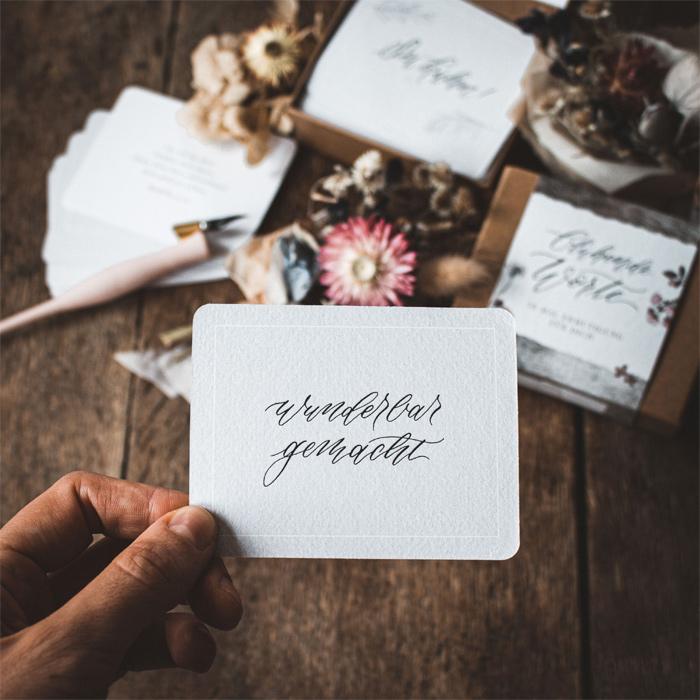 Blühende Worte 50 Mal Ermutigung für dich