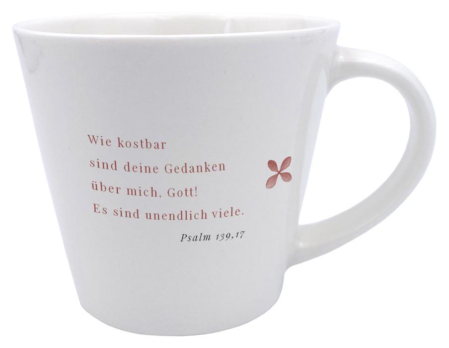 Wunderbar gemacht - Tasse
