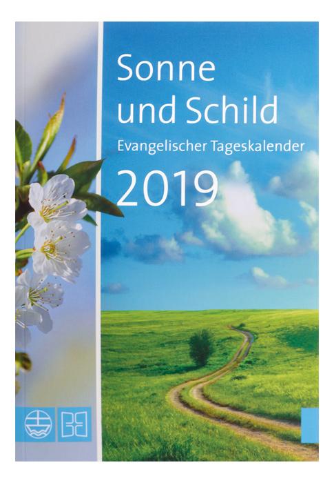 Sonne und Schild - Buchkalender
