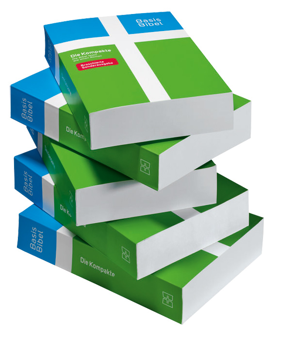 BasisBibel. Die Kompakte. Paperback-Ausgabe (5er-Pack)